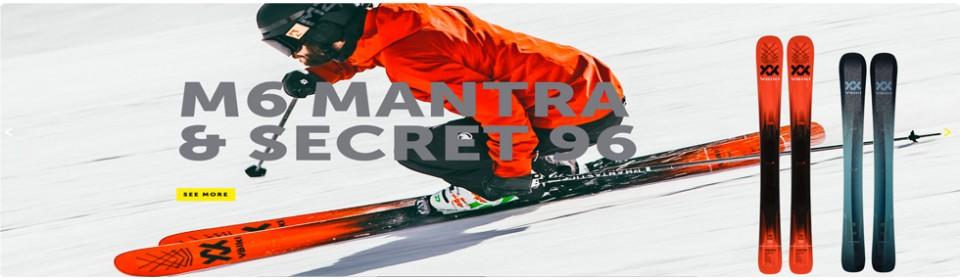 Völkl M6 Mantra 2022