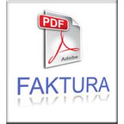 PDF Faktura
